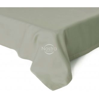 Flat sateen sheets 00-0325-OPAL GREY