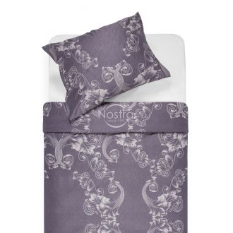 Sateen bedding set ABERFA 40-1177-GREY