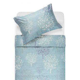 Постельное бельё из сатина ADDISON 40-1118-MINERAL BLUE