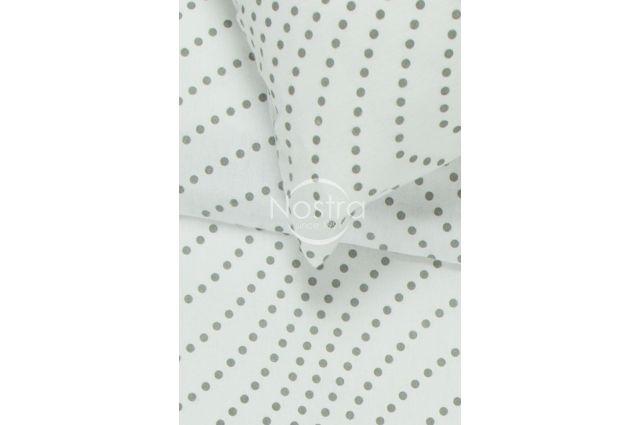 flaneline medvilnine balta patalyne su taskais