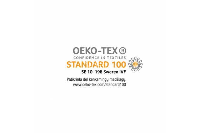 oeko-tex vaikiskos patalynes sertifikatas