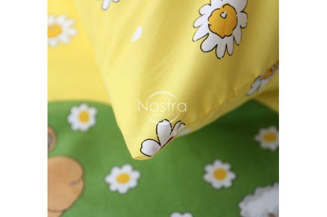 geltona vaikiska patalyne