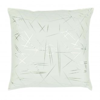 Pillow METALIC 70-0018-PAPYRUS/SILVER