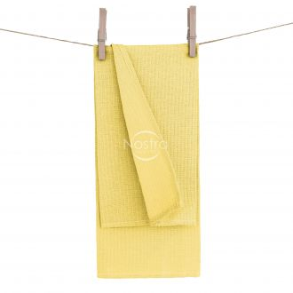 Kitchen towel WAFEL-170 00-0272-YELLOW