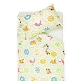 Детское постельное белье HAPPY OWL 10-0012-BEIGE
