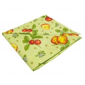 Medvilninė staltiesė 40-0325-LIGHT GREEN