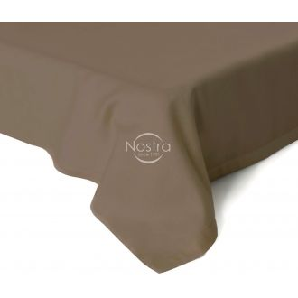 Flat sateen sheets 00-0211-CACAO