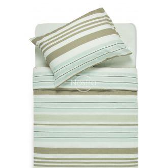 Seersucker bedding set ELLY 30-0523-GREY