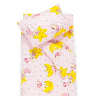 Детское постельное белье DREAMY BEARS 10-0304-PINK