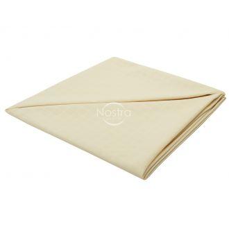 Jacquard sateen tablecloth 80-0013-L. CREAM