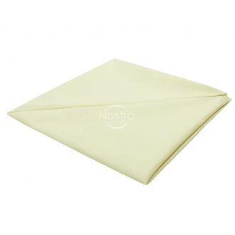 Jacquard sateen tablecloth 80-0006-IVORY