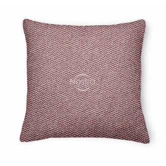 Decorative pillow case 80-3094-BORDO