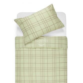Sateen bedding set ARYANA 30-0443-CACAO