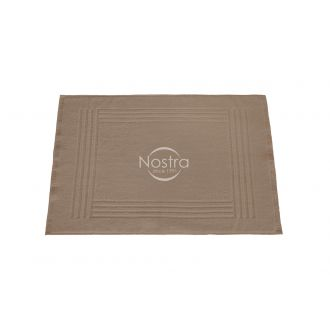 Bath mat 650 650-T0033-L.BROWN