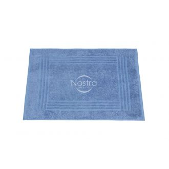 Bath mat 650 650-T0033-FRENCH BLUE