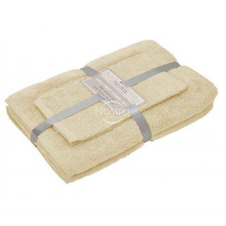 3 pieces towel set 380 ZT 380 ZT-L.PEACH