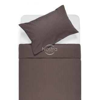 Sateen bedding set ADELINDA 00-0211-1 CACAO MON