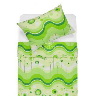 Постельное бельё из бязи DEVORA 40-1158-GREEN