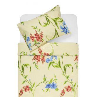 Cotton bedding set DERVAL 20-1522-BLUE