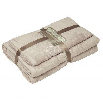 Bambukinių rankšluosčių komplektas BAMBOO-600 T0105-ORCHID TINT