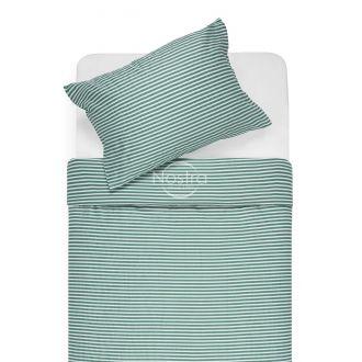 Sateen bedding set ADRIAN 30-0545-GREEN