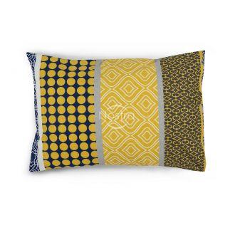 Pillow cases SPALVOTAS SAPNAS 30-0578-YELLOW BLUE
