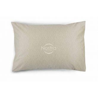 Satino pagalvės užvalkalas su užtrauktukais 40-1179-CREAM