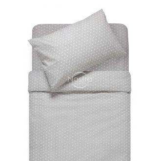 Children bedding set DOTS 30-0512-GREY