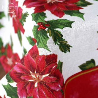 Medvilninė staltiesė 40-0331-WHITE