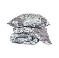 pilka satinine patalyne 40-0787-iron grey
