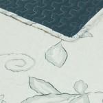 balta pilka dvipuse geleta lovatiese