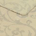 Daigstyta lovatiesė, lovos užtiesalas L0005-WHISPER PINK 220x240 cm