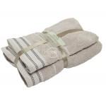2-х предм. набор полотенец T0044