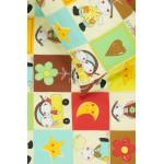 Vaikiška patalynė HAPPY DAYS 10-0427-BROWN