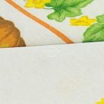 medvilnine staltiese baltos spalvos