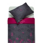 Sateen bedding set AHANA 20-1497/00-0152-FUCHSIA