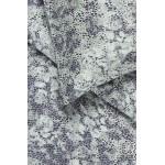 Satino patalynė ADELPHA 40-0886-GREY 200x220, 70x70 cm