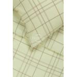 Satino patalynė ARYANA 30-0443-CACAO 145x200, 50x70 cm