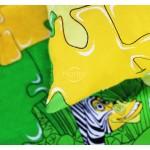 Vaikiška patalynė IŠPARDAVIMAS 10-0102-GREEN