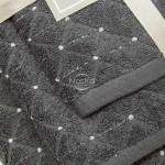 3 dalių rankšluosčių komplektas T0107 T0107-EXC.GREY 30x50, 50x70, 70x140 cm