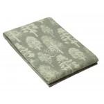 Medvilninis pledas SUMMER 80-2003-DARK GREY 30 140x205 cm