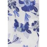 Satino patalynė ABRIENNE 20-1390-FOREV BLUE 200x220, 50x70 cm
