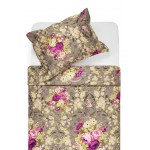 Sateen bedding set ADAIRIA