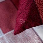 raudona satinine patalyne 40-0853-marsala