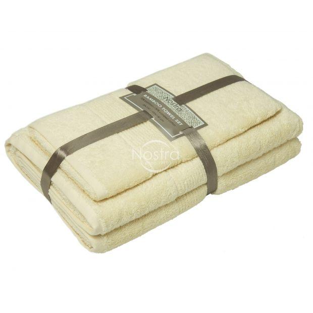 Bambukinių rankšluosčių komplektas BAMBOO-600