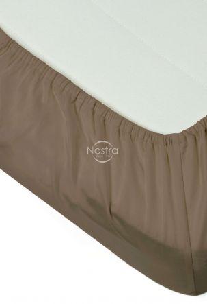 Satino paklodės su guma 00-0211-CACAO