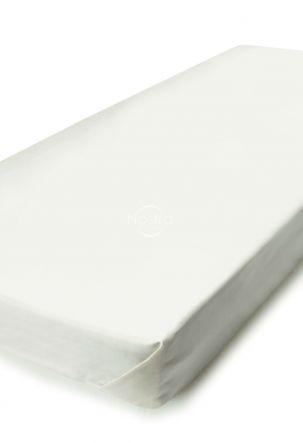 Атласная простыня без резинки