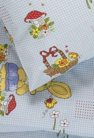 Детское постельное белье HAPPY BUNNY