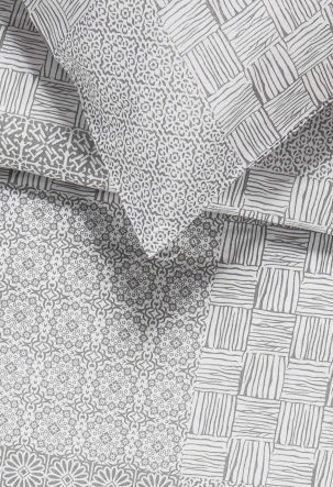 Cotton bedding set DORITA