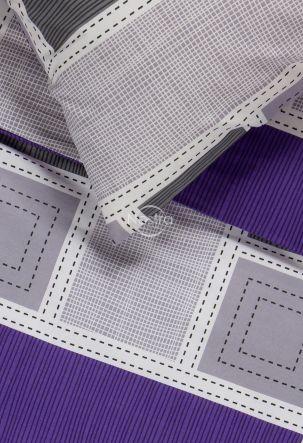 Cotton bedding set DIAMANDA